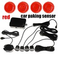 Car Parking Sensor Radar with 4 Sensors Car Parking Sensor With sound colorful sensors 9 colors available best selling