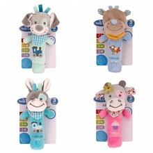 Baby Cloth Book Bed Bumper Knowledge Around Multi-Touch Multi-Function Fun Color Cartoon Toys