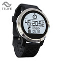 Wearable Devices TTLIFE Brand Sleep Monitoring Smart Watch Android Bluetooth Clock Heart Rate Wrist Watch Touch Screen Watch