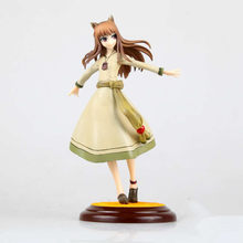 Anime Spice and Wolf Holo Rinnovo 200 millimetri PVC Action Figure Collection Model Toy 8 Kotobukiya Spice and Wolf Figurine giocattoli Bambola(China)