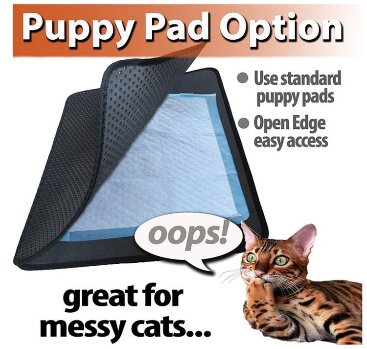 Cat Litter Trapper Mat with Wterproof Bottom Layer