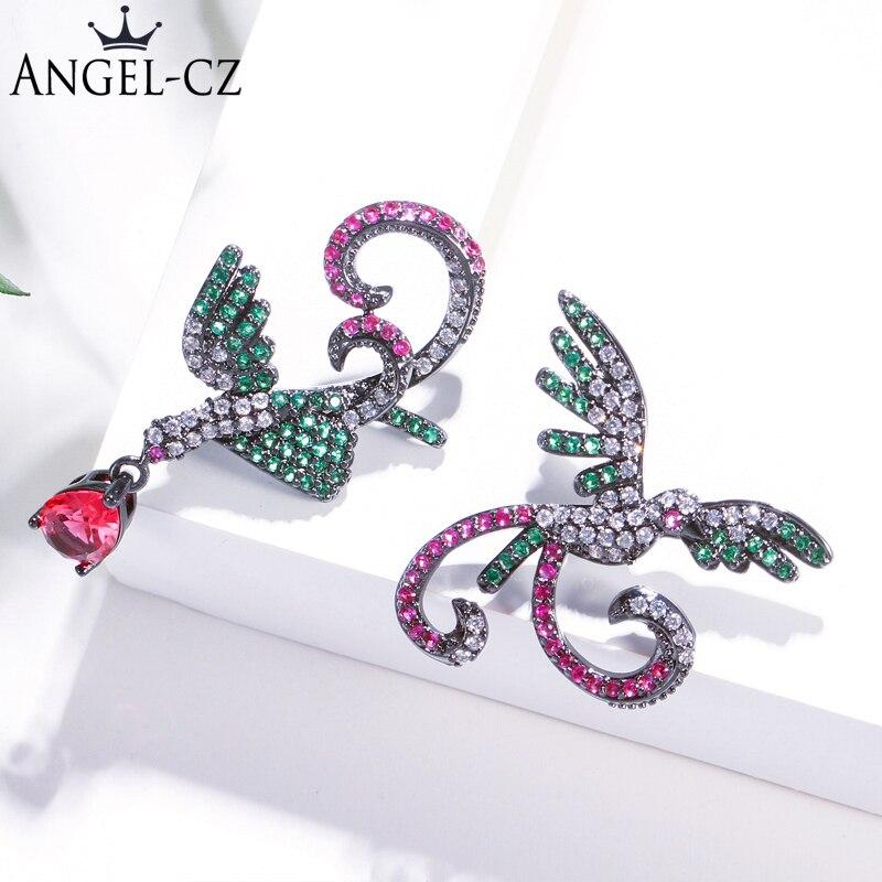 Phoenix Stud Earrings-
