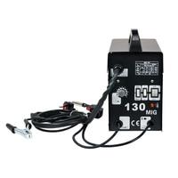 MIG Welder Gasless Flux NO Gas 120A 130 Portable Welding Machine Kits 230V UK