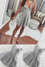 FREE SHIPPING 2018 Christmas Sequin Prty Dress JKP916