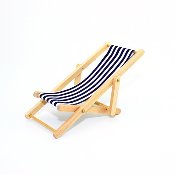 1 12 Deck Chair Beach Mini Lounge Miniature Chairs For Rc 10 Scale Truck Diy Toy Accessories In Parts From Toys Hobbies