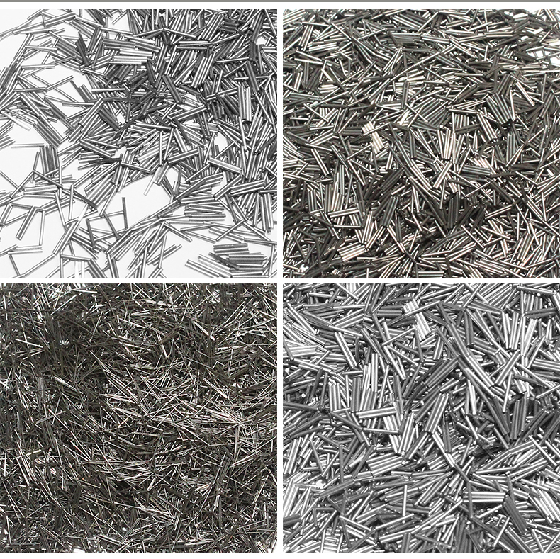 1000g Stainless Steel 304 Magnetic Polishing Needles/Pins For Magnetic Tumbler Polishers Dia 0.2/0.3/0.4/0.5/0.6MM