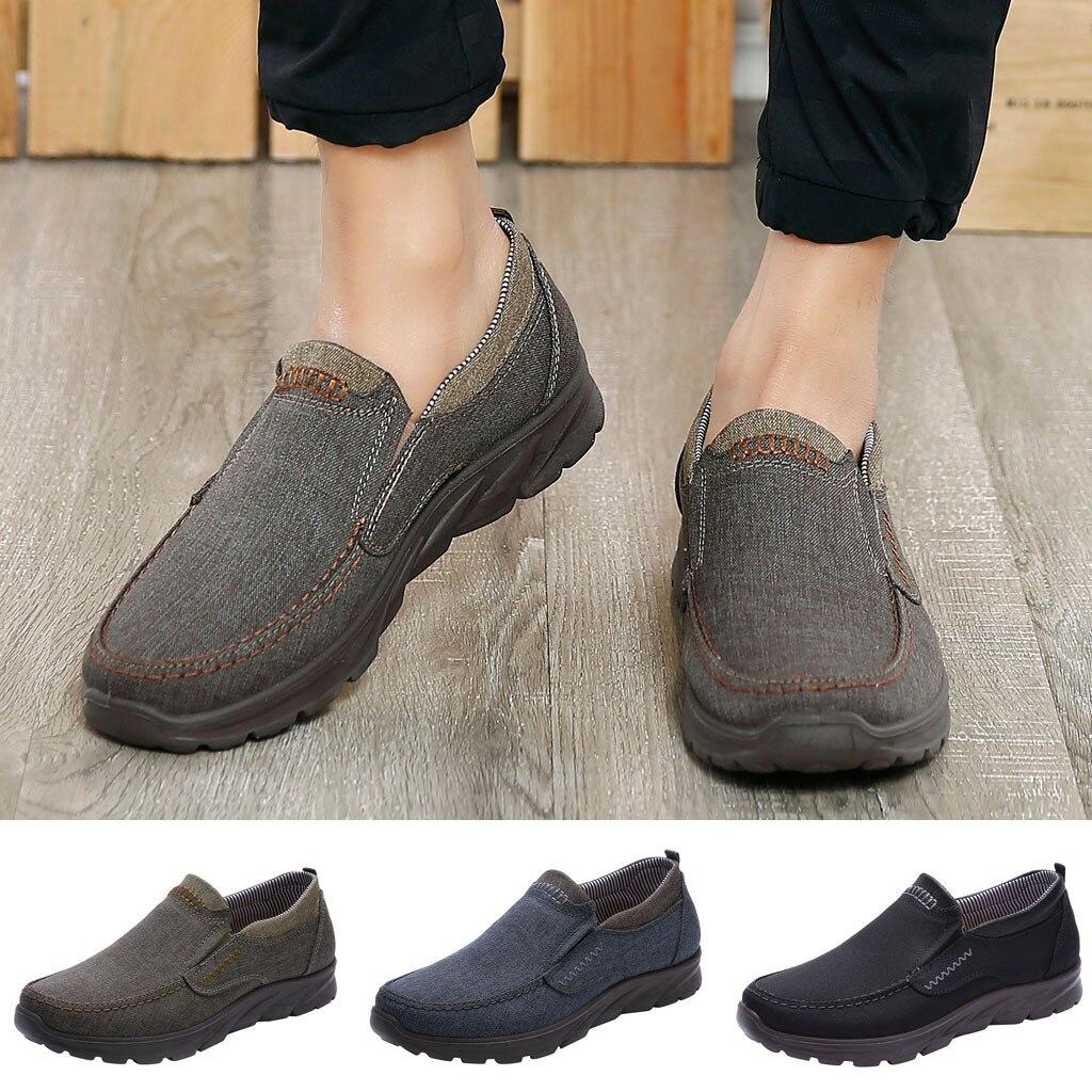 Fora 2019 Fundo Apartamento Macio Sapatos Homens Moda Costura Black Negócio Dos brown top Confortável gray 70 Baixo E Sneakers Casuais Da qxwzYZSaX