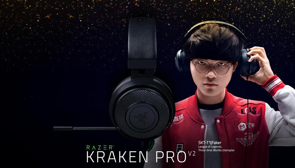 Razer Kraken Pro V2 Analog Gaming Headset 5
