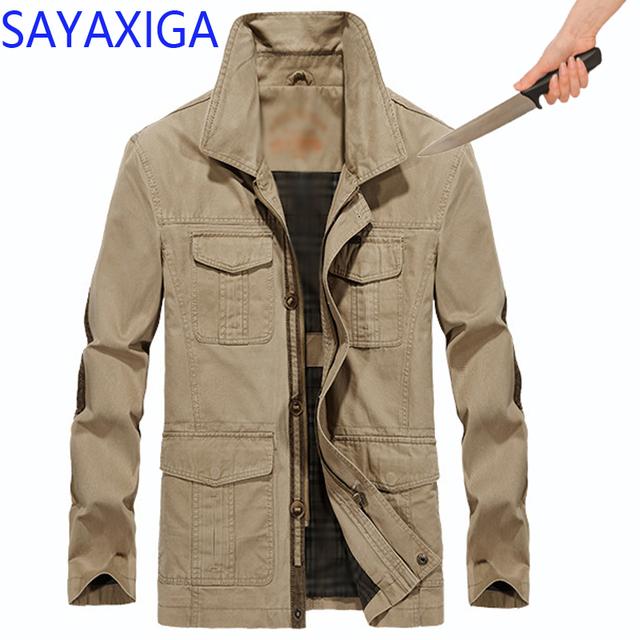 New Self Defense Anti Cut Clothing Tactical Jackets Anti-stab Anti-Knife Cut Resistant Men Jacket Security Soft anti cut jackets