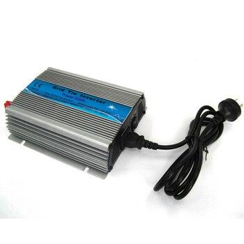 Grid tied Solar inverter 300Watt Mini Grid Tie Inverter MPPT 220V Pure Sine Wave Adjustable 10.5V to 28V