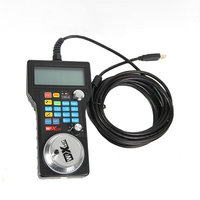 LHB04 Engraving machine electronic hand wheel manual pulse generator cnc MPG for MACH3 motion control system