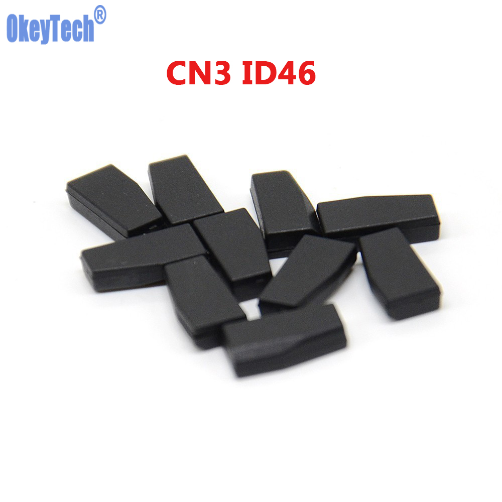 OkeyTech 10PCS LOT High Quality YS21 CN3 ID46 Cloner Chip Used for CN900 or ND900 Device
