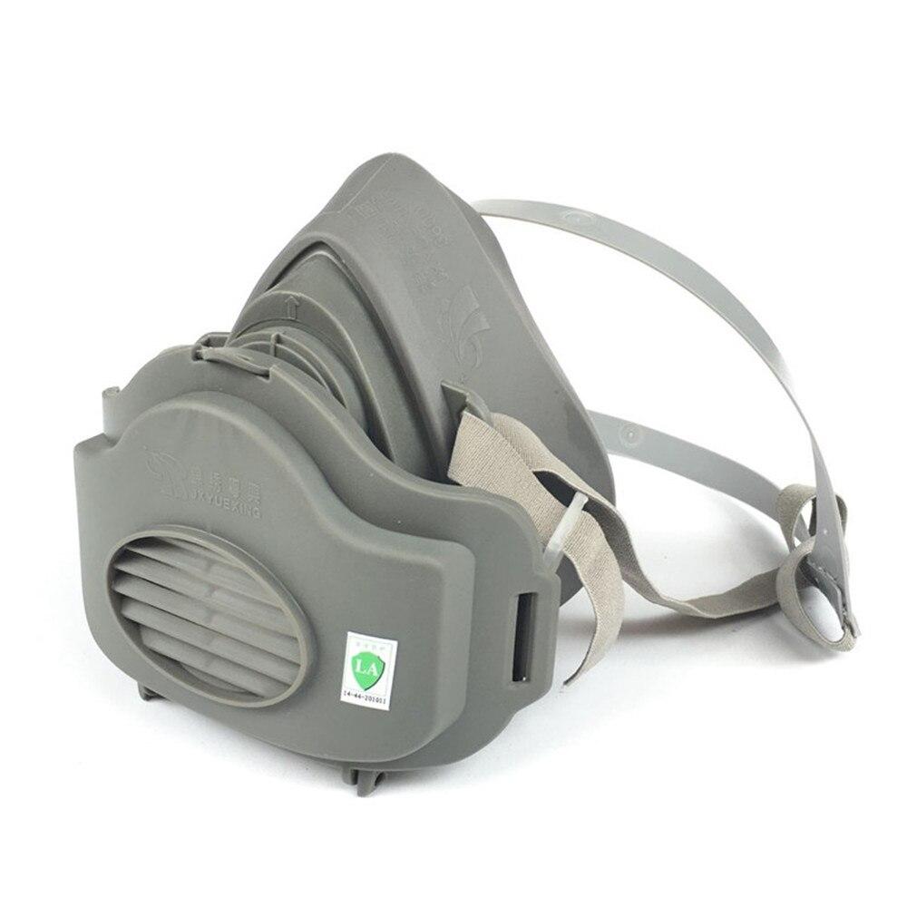 Pro KN95 Dust Mask Respirator Anti-dust Virus Coal Mine Fully Sealed Labor Insurance Filter Silicone Mask Set