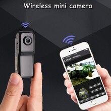 Mini Wifi Suporte para câmera cartão de Memória de vídeo Loop câmera de Bolso Pequeno Mini câmera DV câmera de vídeo Doméstico P2P