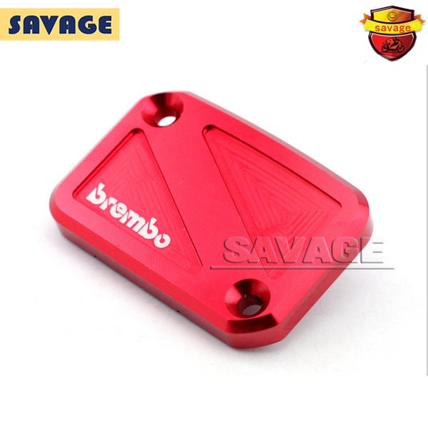 For YAMAHA YZF R125 YZF-R125 2012-2013 Red Motorcycle Front Brake Master Cylinder Reservoir Cover Cap