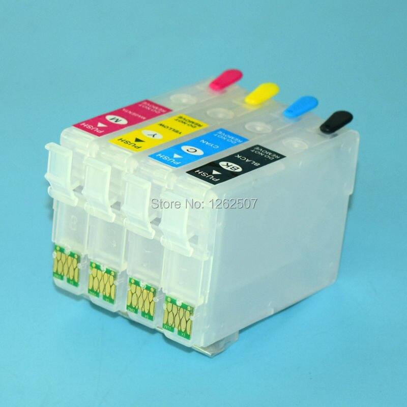 XP-231 XP-431 XP-241 XP-441 T296 T297 T2971 T2962 T2963 T2964 cartouche d'encre Rechargeable avec puce Pour Epson XP231 431 241 Imprimante