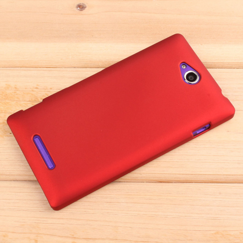 TPU Silicone Gel Case Cover For Sony Xperia C CN3 S39H C2305 New High Quality Skidproof