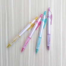 4pcs/lot M & G 0.38mm pressing ballpoint pen, pen fruity fashion students, the school office stationery.