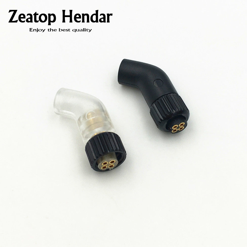 10Pair XLR Earphone Pin Adapter for JH AUDIO JH24 For Roxanne Iriver R03 AKR02 LN005420