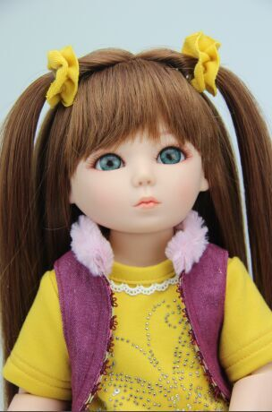 Beautiful SD/BJD doll 18inch top quality handmade doll poseable with joints uncle 1 3 1 4 1 6 doll accessories for bjd sd bjd eyelashes for doll 1 pair tx 03