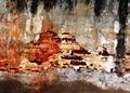 Hohe Fähigkeit Handgemachte Ägypten Landschaft Abstrakte Ölgemälde Messer Spitzer Wand Kunst Malerei Hand Bemalt Wohnkultur Gemälde-in Malerei und Kalligraphie aus Heim und Garten bei