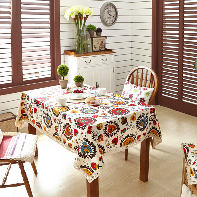 Inspirational Lace Tablecloths Rectangle