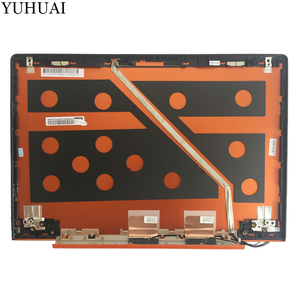 New LCD BACK COVER for Lenovo IdeaPad U330P U330 NO Touch LCD Rear Lid Back Cover orange 90203125 3CLZ5LCLV70