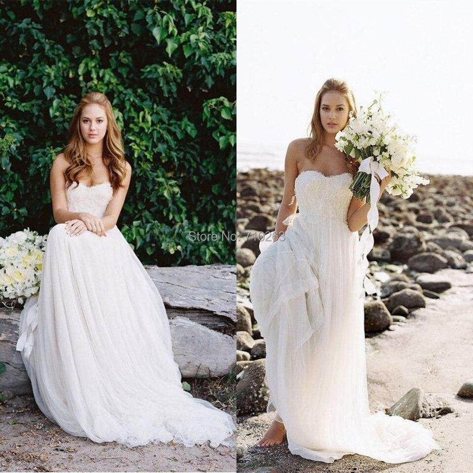 elegant flowy wedding dresses lace flowy wedding dress Simple Flowy Wedding Dresses Iphocal