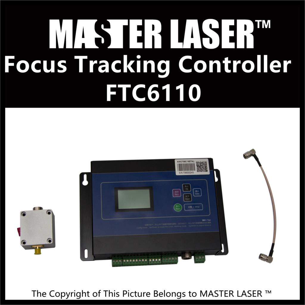 Qualified Products Metal and Non-metal Mixed Cut Head FOCUS TRACKING  CONTROLLER for CO2 Laser Cutting Machine Laser Heads economic leetro mpc 6525a 6535 motion controller for co2 laser cutting machine upgrade of 6515