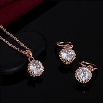 Exquisite Wedding Jewelry Set Jewelry Jewelry Sets Women Jewelry