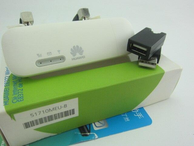 все цены на  (+2pcs antenna+360 Degree Rotating Adapter)Huawei E8372h-511 LTE USB Wingle  онлайн