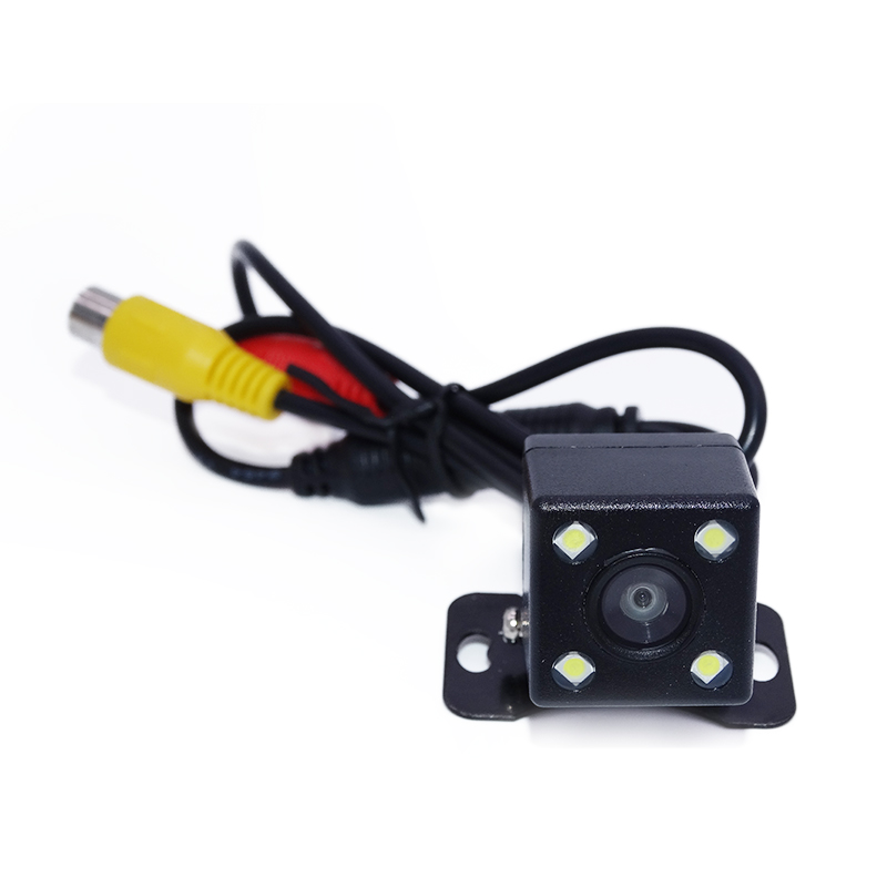 Parking Assistance System Universal HD CCD 4 LED Night Vision Car Rear View Camera Backup side 170 degree waterproof For All Car Karachi