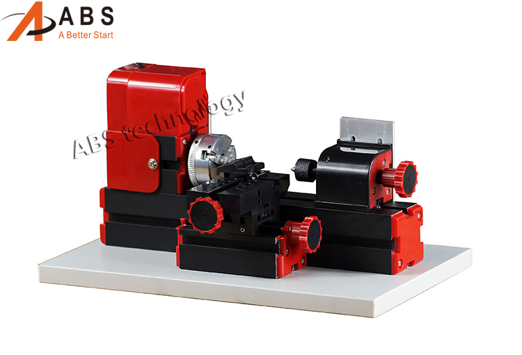 Z20002 24W Mini Metal Lathe with 20 000r min 24W Motor Best gift for chirldren students