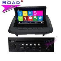 Topnavi WinCE 6.0 двойной дин 8 inch автомагнитолы dvd плеер для Peugeot 3008 стерео GPS навигация авто видео fm передатчик BT