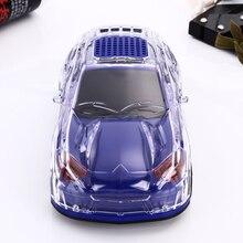 JKR Беспроводной модель автомобиля Динамик светодиодной вспышкой Bluetooth Динамик vehical Дизайн Поддержка TF SD FM Многофункциональный для телефонов ПК