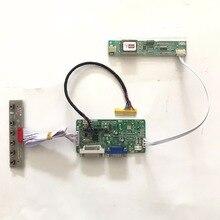 Бесплатная доставка rt2281 DVI VGA ЖК-дисплей плате контроллера для LP154WX4 tlc1 1280×800 LP154WX5 CCFL LVDS Raspberry Pi