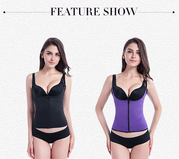 Most Popular Products Cheap Slimming Shaperwear Waist Training Polyester Corsets Wholesale ,Tummy Shapers Waist Fajas