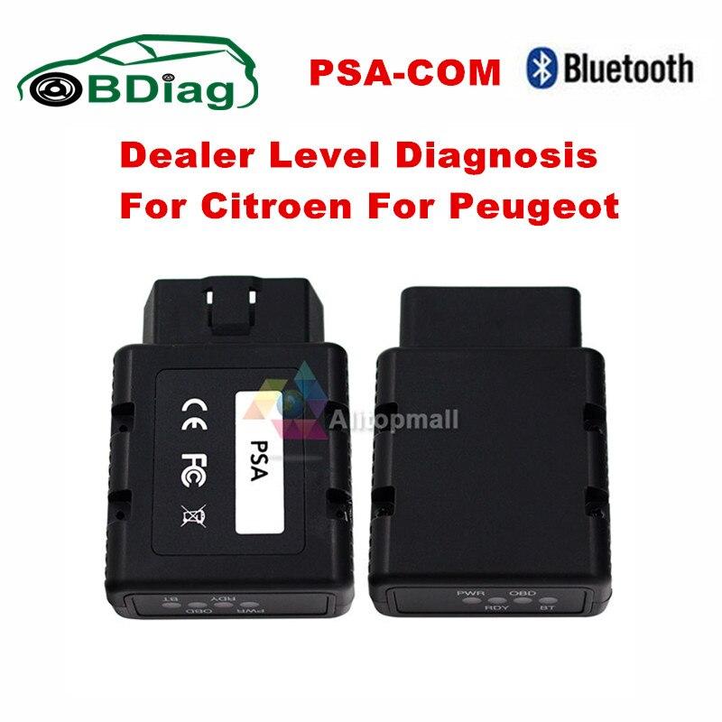 PSACOM PSA COM Bluetooth Diagnostic Tool PSA COM Bluetooth OBD OBD2
