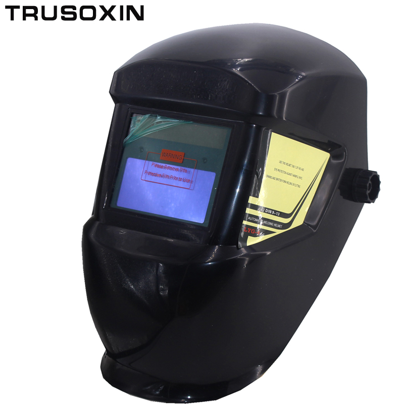 Stepless adjust Solar auto darkening electric welding mask/helmets/welder cap/eyes glasses for welding machine and plasma cutter out control li battery solar auto darkening electric welding mask helmet welder cap for welding equipment and plasma cutterdw lh