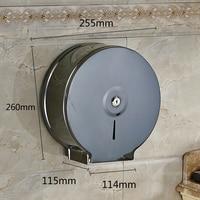 Yanjun High Quality Wall Mounted Toilet Paper Jumbo Roll Holder Paper Towel Dispenser Bathroom Accessories YJ 8630