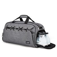 waterproof Fitness sports bag Large Capacity Male travel Bags Business Handbags carry on Luggage duffle bag weekend pack 2019