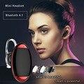 Mini Stereo Bluetooth Headset wireless V4.0 Bluetooth Handsfree headphones earphone Universal for iphone Samsung all phones