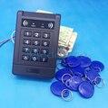 Sin contacto inductivo Tarjeta de Sistema de Control de Acceso RFID Teclado Luminoso de Proximidad Cerradura de La Puerta con la Función de Lector Externo