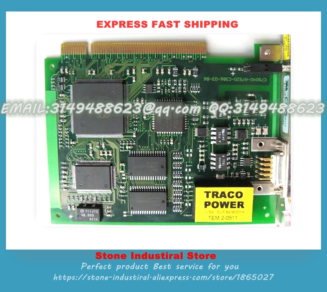 CP5611: 6GK1561-1AA00 MPI PPI Profibus Card For S7-200/300/400 PLC 100% Tested Good Quality