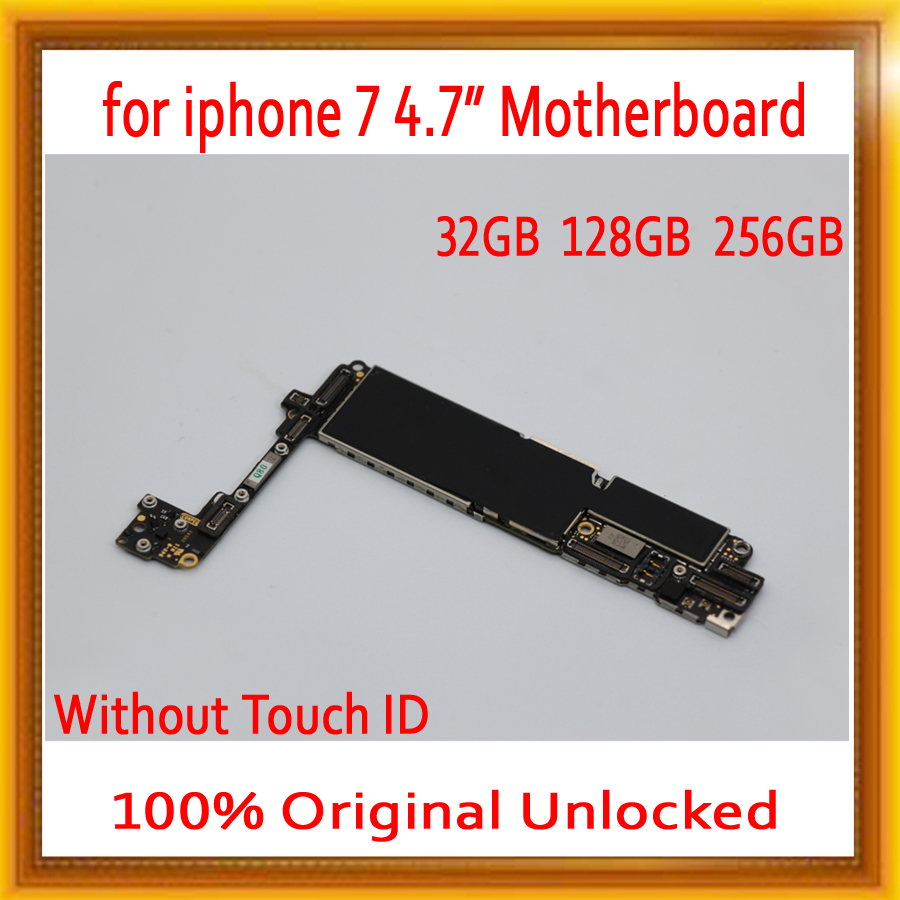 with Free iCloud for iPhone 7 4.7inch Motherboard without Touch ID,100% Original unlocked for iphone 7 Mainboard with Full Chipswith Free iCloud for iPhone 7 4.7inch Motherboard without Touch ID,100% Original unlocked for iphone 7 Mainboard with Full Chips