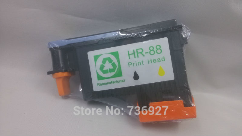 for hp88 printhead black yellow C9381A