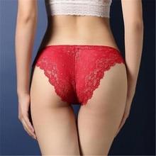 Женские сексуальные кружевные трусы, цветочные шорты, трусики, нижнее белье, трусики
