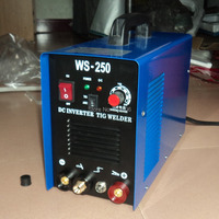TIG 250 WS 250 IGBT TIG MMA Dual Function Small Household Welding Machine Single Phase AC220V