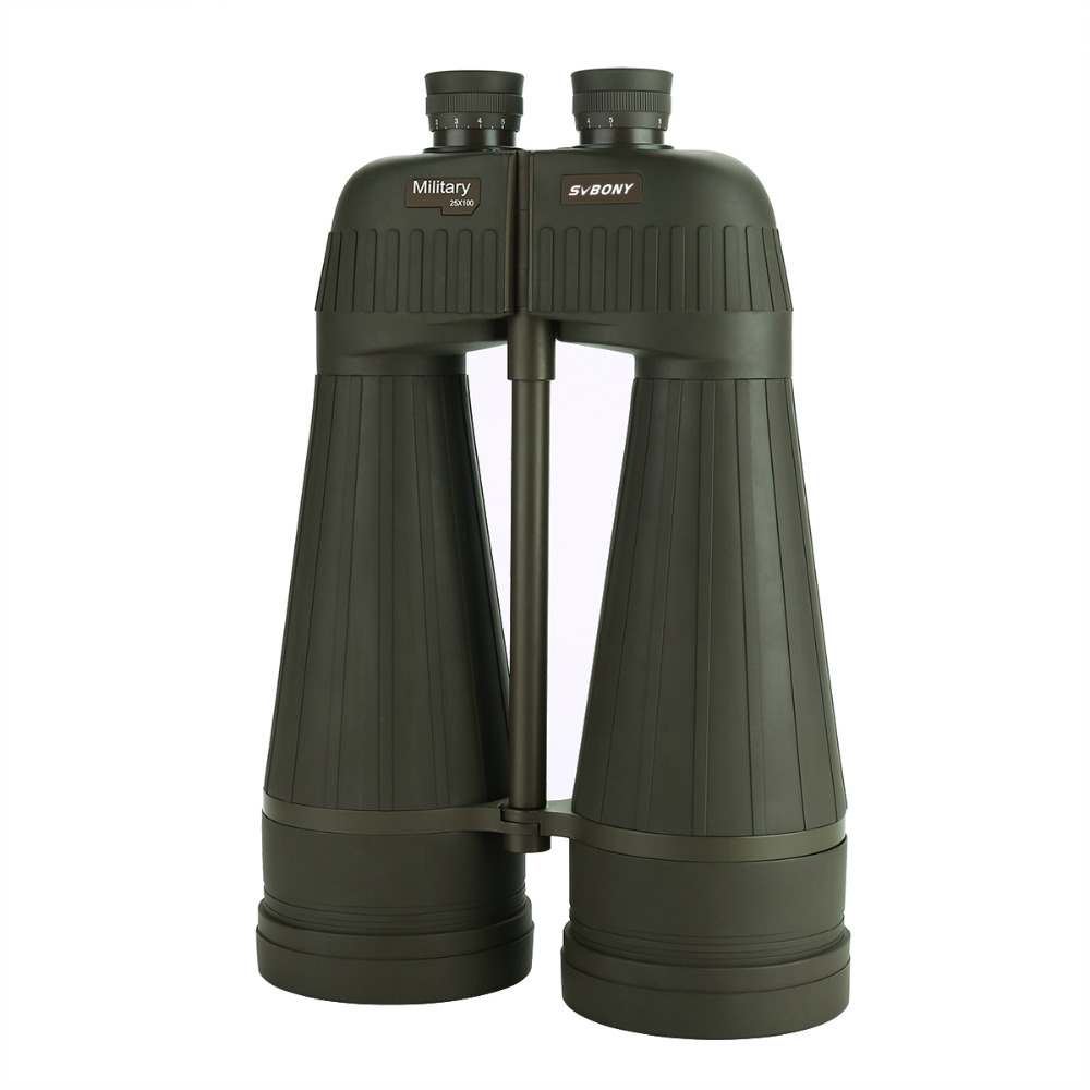SVBONY SV37 25x100 Binoculars Astronomy BAK4 Waterproof Powerful Astronomy Telescope w/ Deluxe Aluminum Carrying Case F9330G greek astronomy