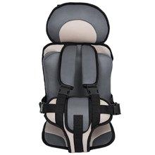 Gris 0-10 Años de Bebé Del Asiento de Coche de Bebé Asiento de Coche de Seguridad Sillas para niños en la Versión Actualizada Del Coche Engrosamiento Coche de Los Cabritos asientos